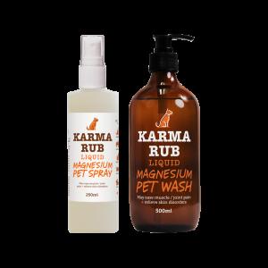 Pet Wash & Pet Spray